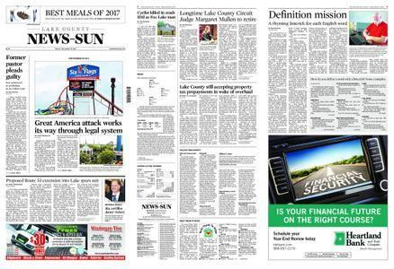 Lake County News-Sun – December 29, 2017