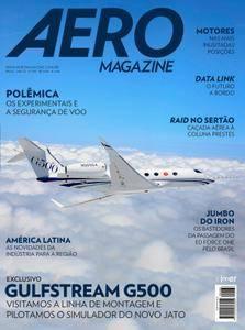 Aero Magazine Brasil - Abril 2016