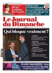 Le Journal du Dimanche - 29 décembre 2019