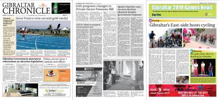 Gibraltar Chronicle – 12 July 2019