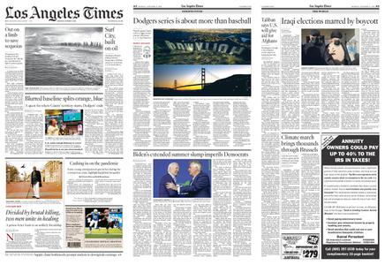 Los Angeles Times – October 11, 2021