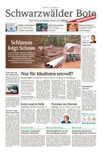 Schwarzwälder Bote Blumberg - 15. Januar 2019