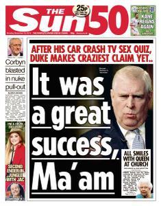 The Sun UK - 18 November 2019
