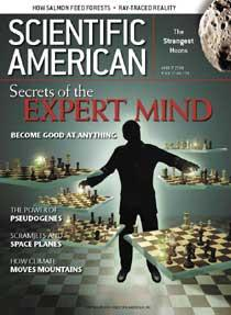 Scientific American Magazine: August 2006 (PDF)