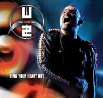 U2 - Sing Your Heart Out (Paris France) 2CD (2009)