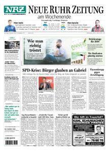 NRZ Neue Ruhr Zeitung Essen-Postausgabe - 20. Januar 2018