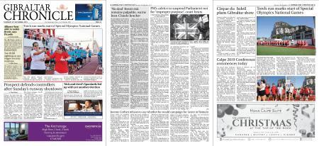 Gibraltar Chronicle – 19 September 2019