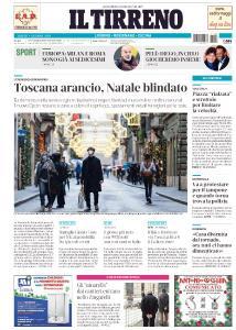Il Tirreno Livorno - 4 Dicembre 2020