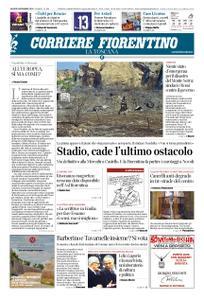 Corriere Fiorentino La Toscana – 08 novembre 2018
