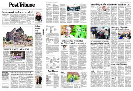 Post-Tribune – August 27, 2020