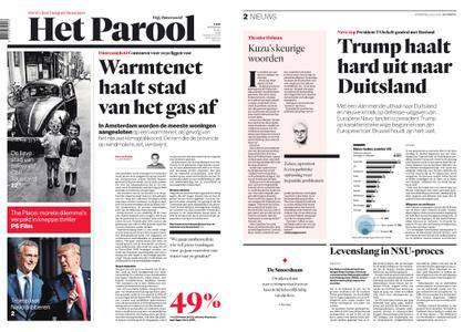 Het Parool – 11 juli 2018