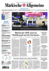 Märkische Allgemeine Fläming Echo - 01. Dezember 2018