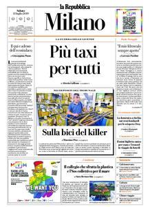 la Repubblica Milano – 13 luglio 2019