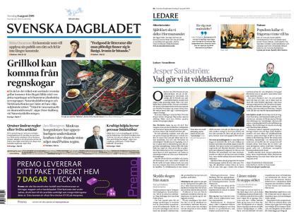 Svenska Dagbladet – 08 augusti 2019