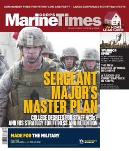 Marine Corps Times - 10 February 2020