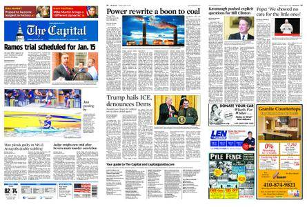The Capital – August 21, 2018