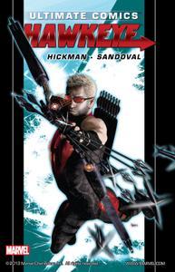 Ultimate Comics Hawkeye by Jonathan Hickman 2012 Digital Kileko
