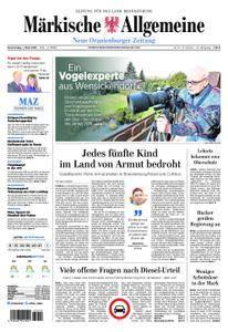 Neue Oranienburger Zeitung - 01. März 2018