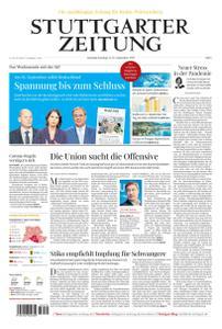 Stuttgarter Zeitung - 11 September 2021