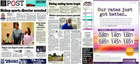 The Guam Daily Post – August 31, 2017
