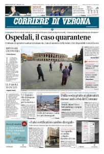 Corriere di Verona – 06 marzo 2020