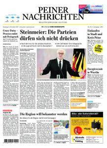 Peiner Nachrichten - 21. November 2017