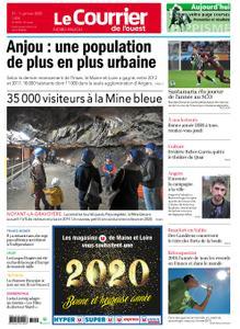 Le Courrier de l'Ouest Nord Anjou – 31 décembre 2019