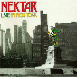 Nektar - Live In New York (1977) [2x SACD, Reissue 2004] PS3 ISO + Hi-Res FLAC