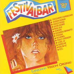 VA - Festivalbar '87 (1987) {Polystar Italy}
