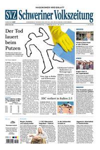 Schweriner Volkszeitung Hagenower Kreisblatt - 07. Februar 2019