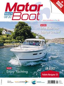 Motorboot Magazin - August 2020