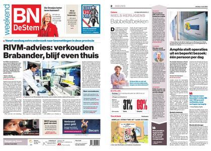 BN DeStem - Bergen op Zoom – 07 maart 2020