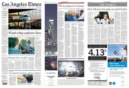 Los Angeles Times – October 31, 2019