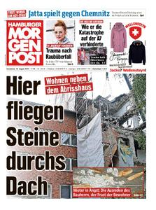 Hamburger Morgenpost – 10. August 2019