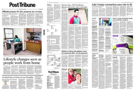 Post-Tribune – March 30, 2020