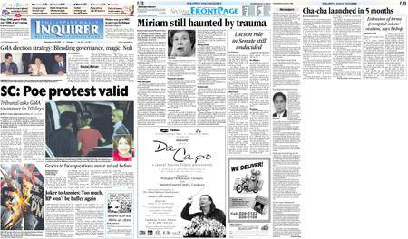 Philippine Daily Inquirer – July 28, 2004