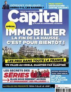 Capital France - August 2018