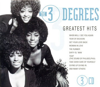 The Three Degrees - Greatest Hits (2001) 3CD Set [Re-Up]