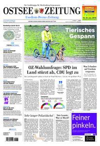 Ostsee Zeitung Wolgast - 18. Januar 2019