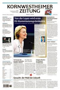 Kornwestheimer Zeitung - 17. Juli 2019
