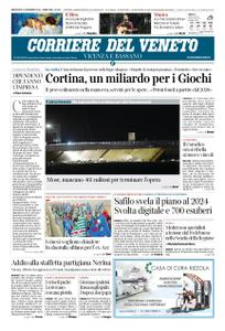 Corriere del Veneto Vicenza e Bassano – 11 dicembre 2019