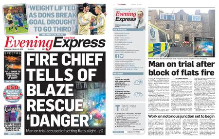 Evening Express – February 12, 2020