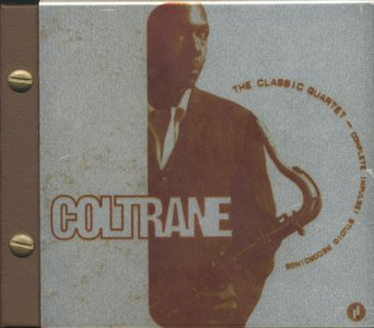 John Coltrane - The Classic Quartet: Complete Impulse! Studio Recordings (1998) {8CD Set GRP IMPD8-280}