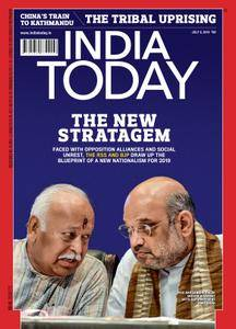 India Today - July 09, 2018
