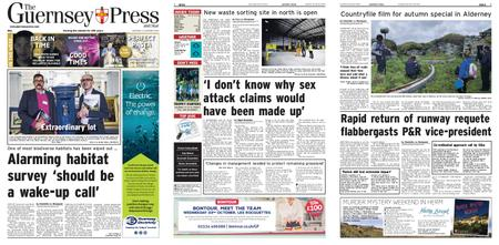 The Guernsey Press – 12 October 2019