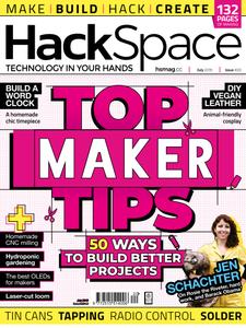 HackSpace - July 2019