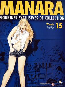Manara - Figurines Exclusives De Collection - Tome 15
