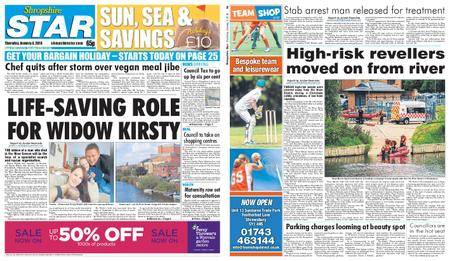 Shropshire Star Shrewsbury Edition – January 04, 2018