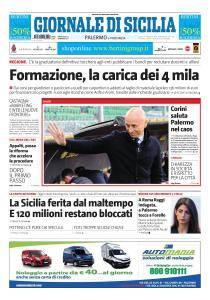 Giornale di Sicilia - 25 Gennaio 2017