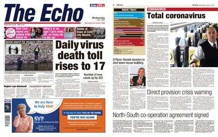 Evening Echo – April 01, 2020